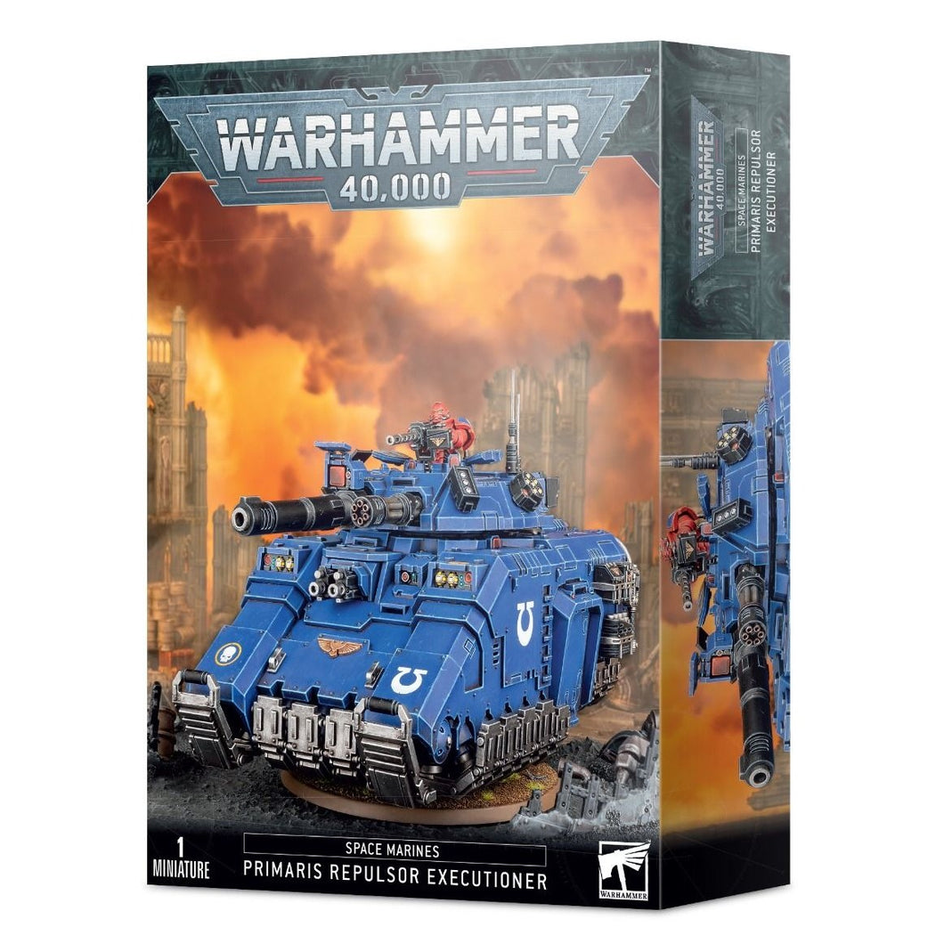 Space Marine Primaris Repulsor Executioner 48-55
