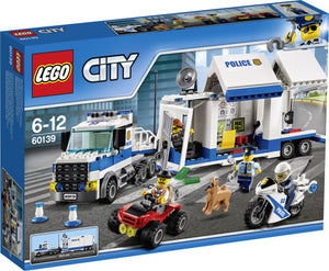 LEGO City Police 60139 Mobile Command Center