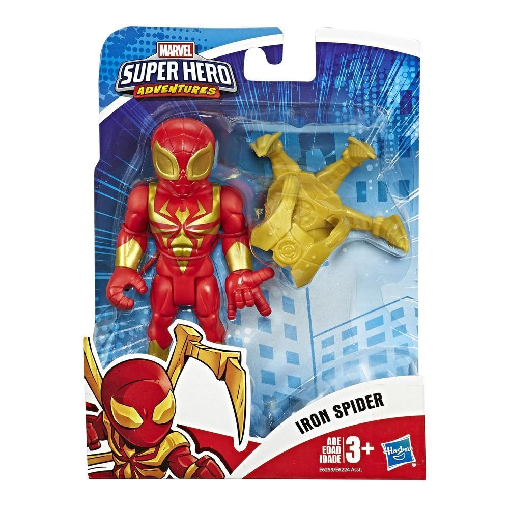 Marvel SHA Iron Spider Figure