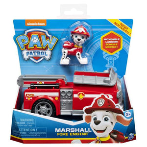 PAW Patrol Basic Vehicle Marshall