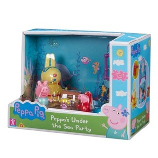 Peppa Pig Under the Sea Party