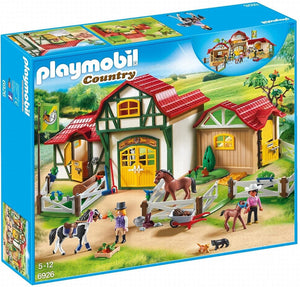 Playmobil Country 6926 Large Horse Farm
