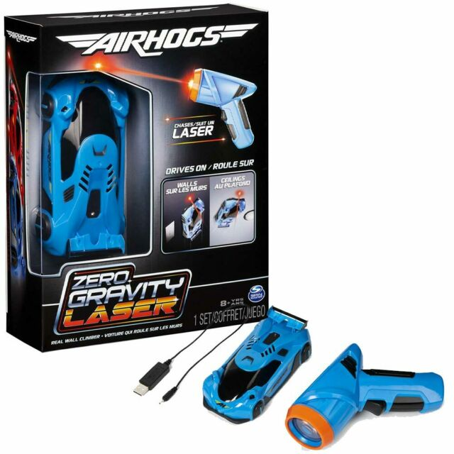 Air Hogs Blue Zero Gravity Laser