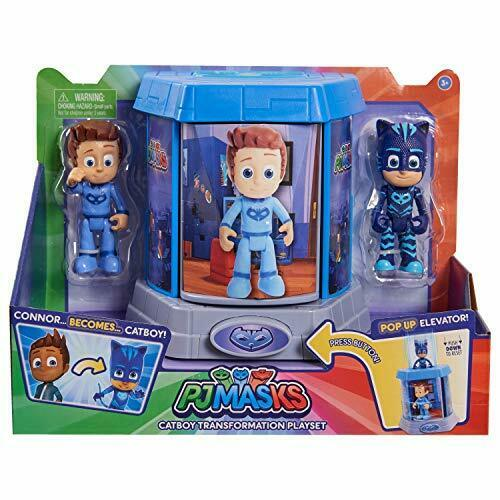 PJ Masks Transformation Playset - Catboy
