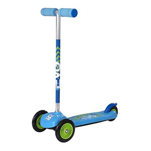 HTI Evo Move n Groove Scooter Blue