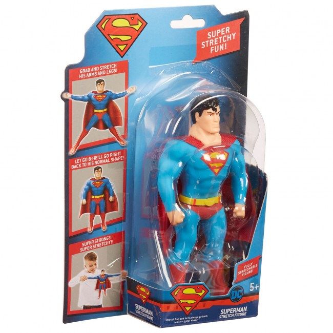 Justice League Mini Stretch Figure Superman