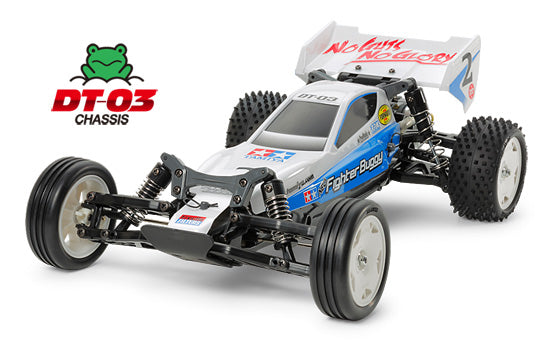 Tamiya RC Neo Fighter Buggy 58587  Kit