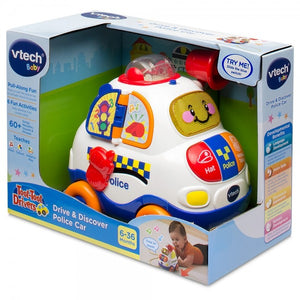 Vtech Drive & Discover Police Car