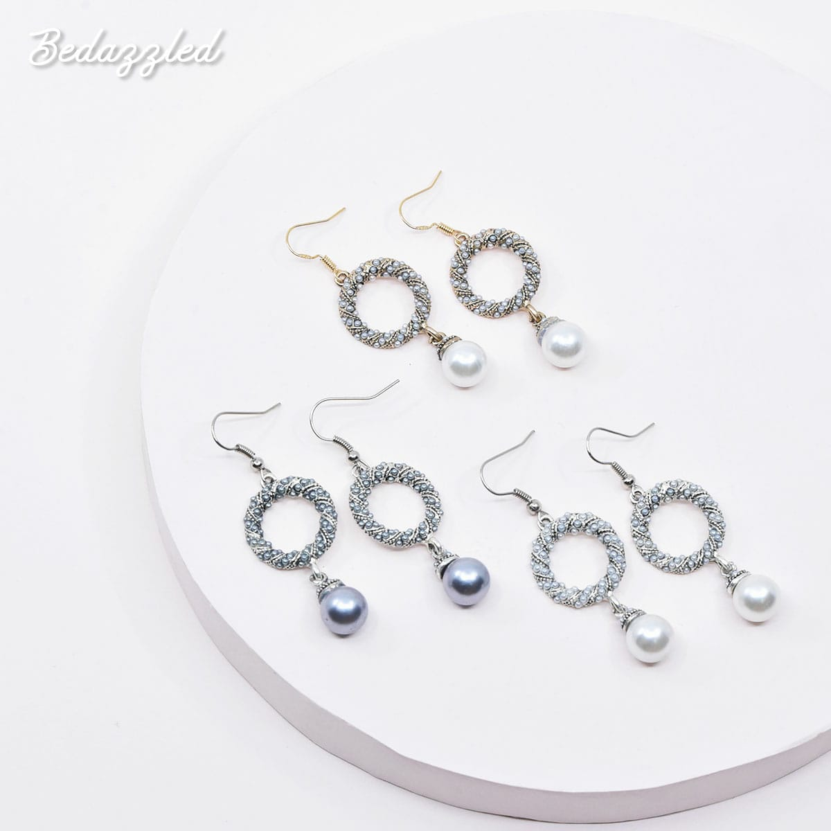 Shimmer - Earrings