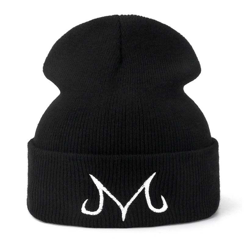 Majin Buu Dragon Ball Casual Beanies for Men Women Fashion Knitted Winter Hat Solid Color Hip-hop Skullies Hat Bonnet Unisex Cap