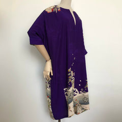 Dress/ T-shape, Kaftan dress
