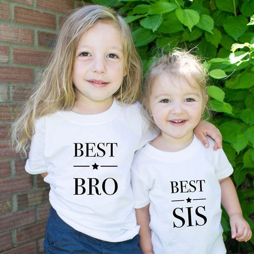 Matching Sibling T-shirt - [Lovely_Givings]