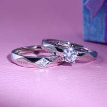 Ladda upp bild till gallerivisning, *Product Of The Month* Huitan Couple Rings - [Lovely_Givings]