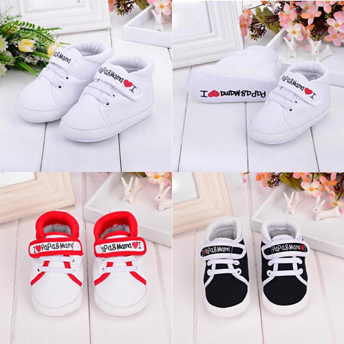 Canvas Sneaker Toddler Shoes - [Lovely_Givings]