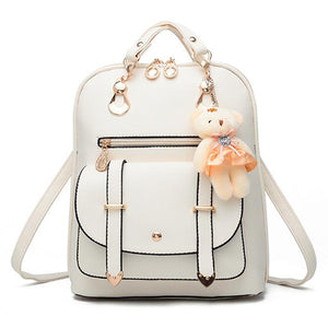 Preppy Style Backpack - [Lovely_Givings]