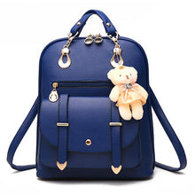 Ladda upp bild till gallerivisning, Preppy Style Backpack - [Lovely_Givings]