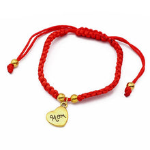Ladda upp bild till gallerivisning, Lucky Red String Bracelet - [Lovely_Givings]