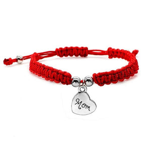 Lucky Red String Bracelet - [Lovely_Givings]