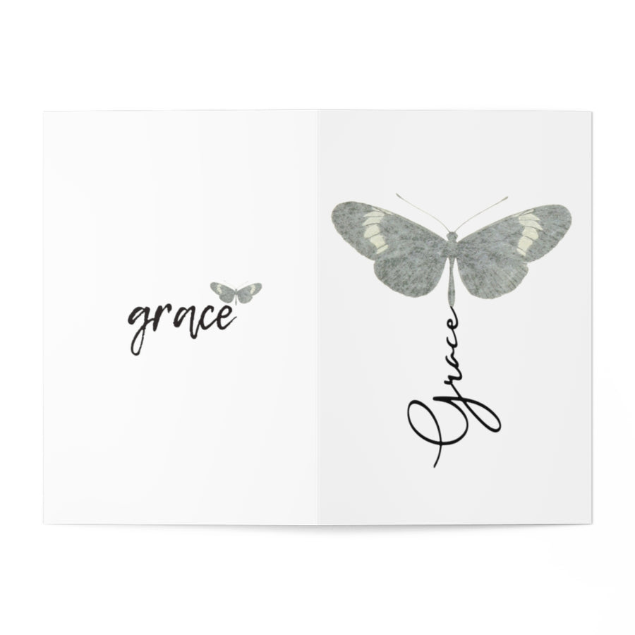GRACE Greeting Cards (7 pcs)