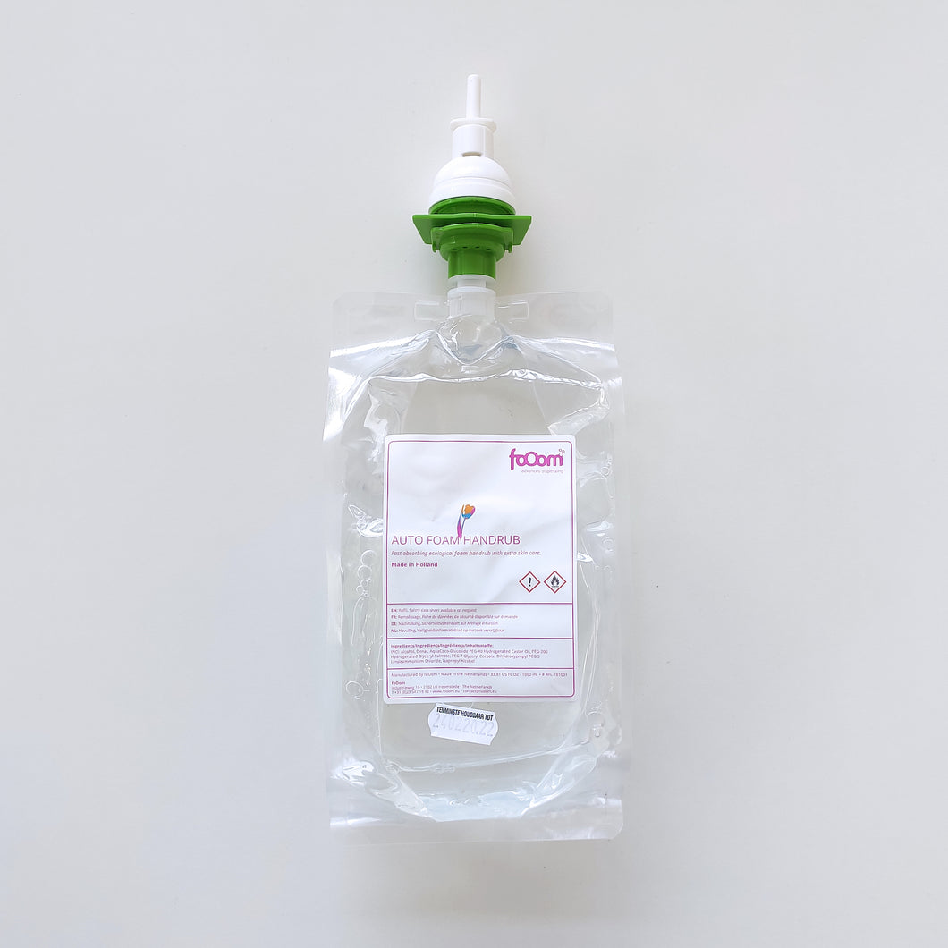 Navulling Handdesinfectans - 1000 ml