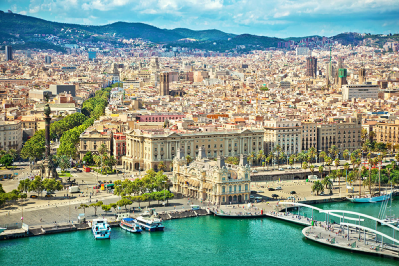 Planning your next vacation: Barcelona, Spain