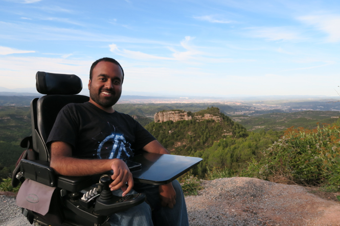 Limited Mobility Travel Tips with Accomable CEO and Co-founder, Srin Madipalli