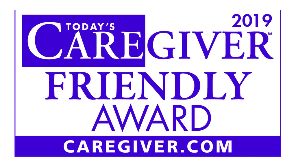 Today's caregiver magazine awards Troy technologies a 2019 caregiver Friendly® Award