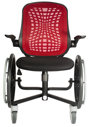 Open image in slideshow, Standard Daily Living Wheelchair