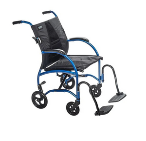 Open image in slideshow, Strongback Lightweight Portable Wheelchair