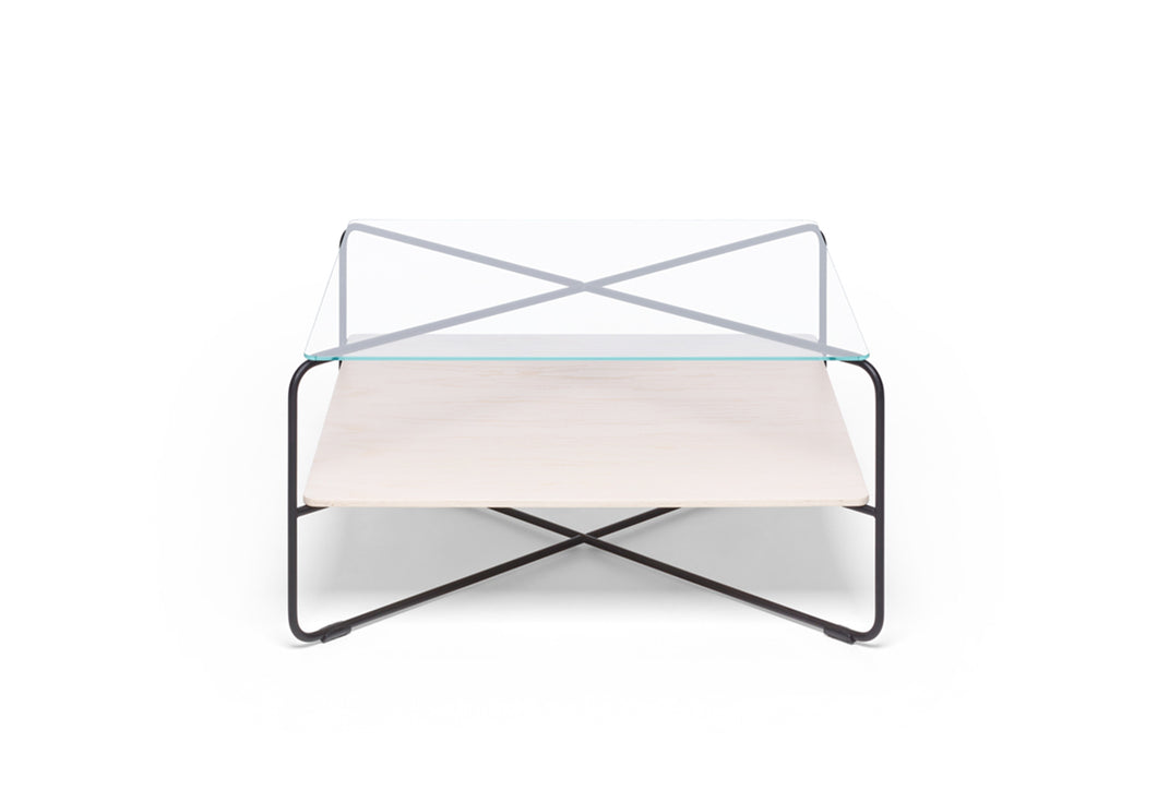 Marabou Coffee Table - Black frame Sand tray