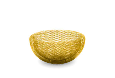 Marais bowl L yellow | limited edition