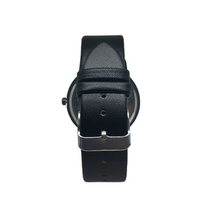 Black Panther | Leather Strap | 40 mm