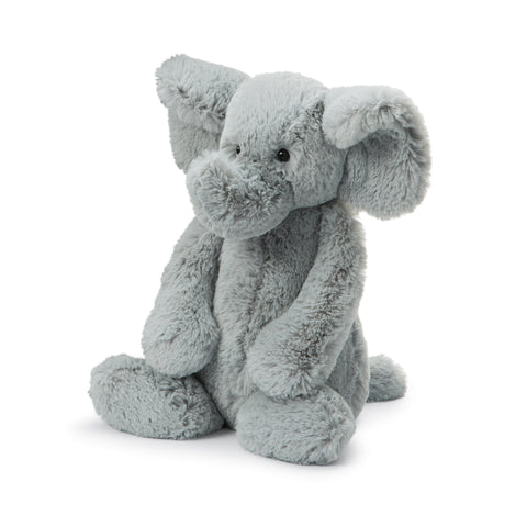 Jellycat: Bashful Grey Elephant