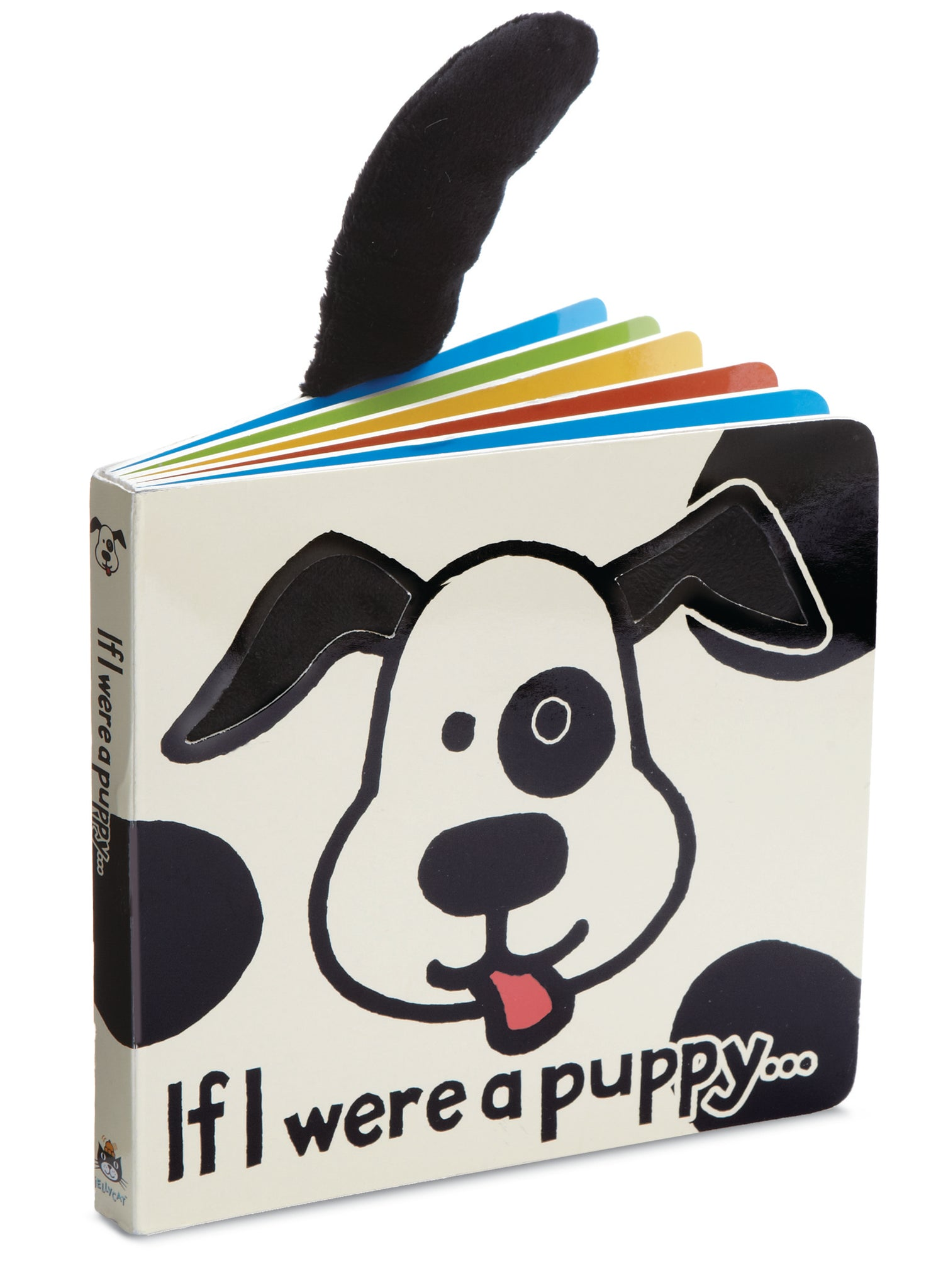 "Jellycat: ""If I Were a Puppy"" Book"