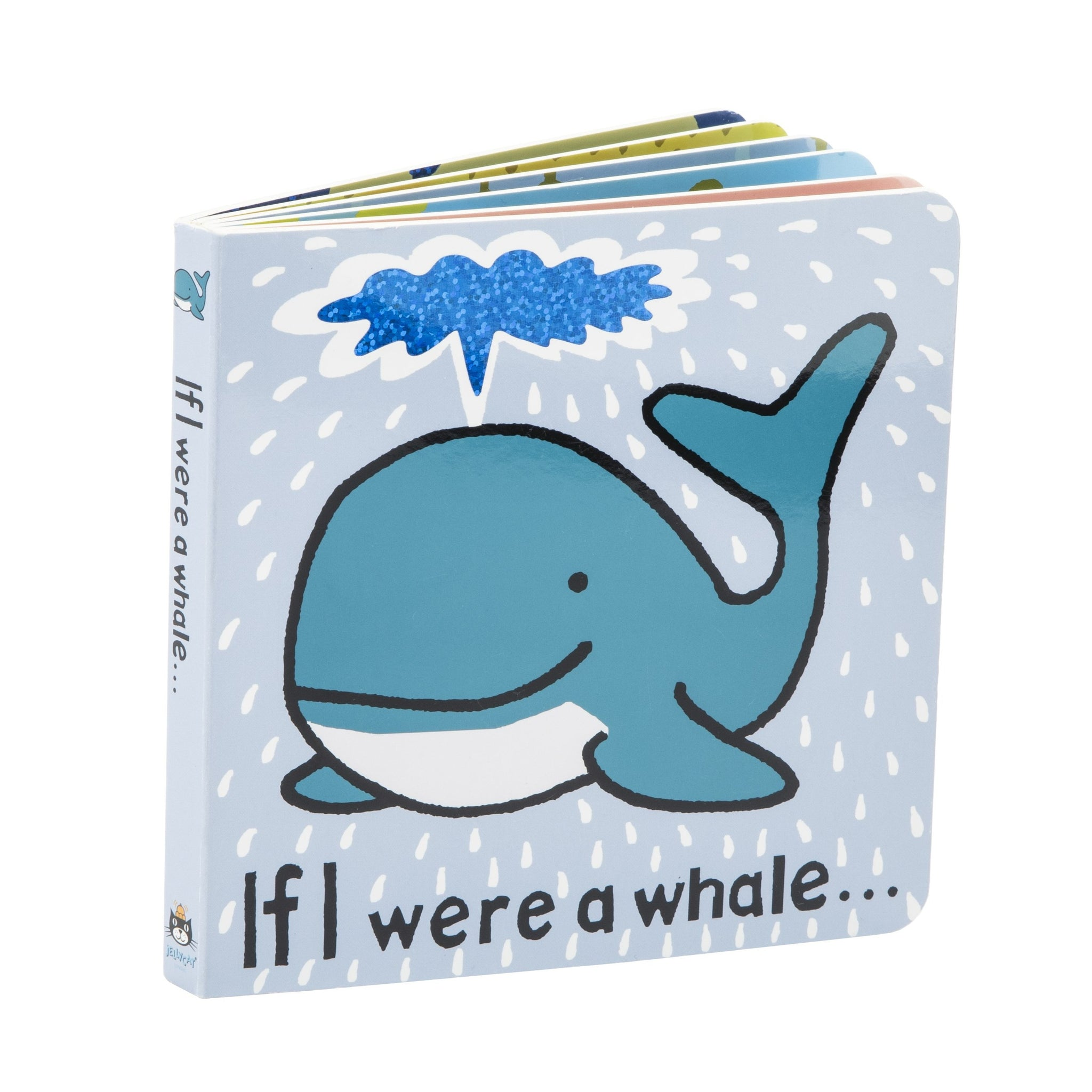 "Jellycat: ""If I Were a Whale"" Book"