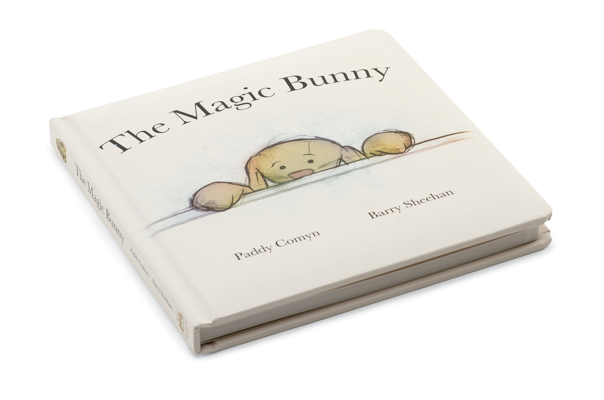 "Jellycat: ""The Magic Bunny"" Book"