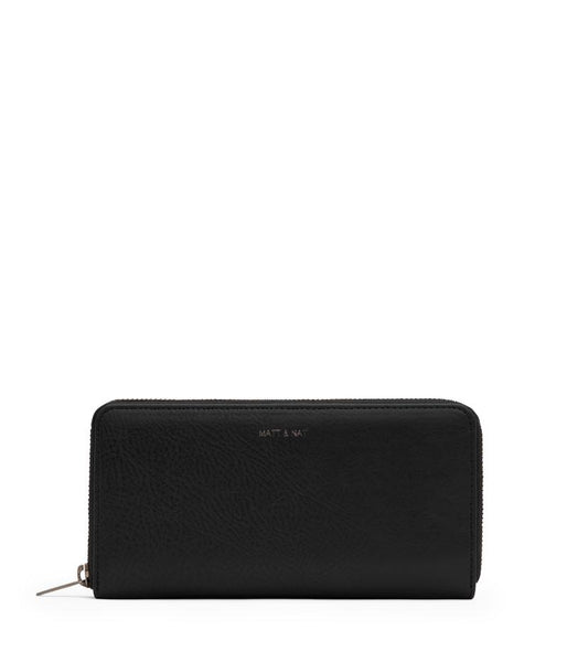 Matt & Nat: Central - Dwell Wallet Black