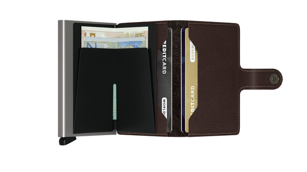 Secrid: Miniwallet - Original Dark Brown