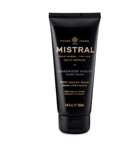 Mistral for Men: Post Shave - Cedarwood Marine