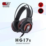 Casque Gamer FANTECH HG17s Gaming Headset - Casque Gamer