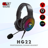 Casque Gamer 7.1 FANTECH HG22 Gaming Headset - Casque Gamer 7.1