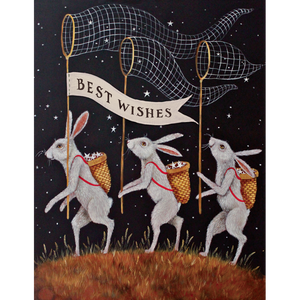 Star Catchers Notecard