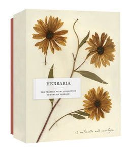 Herbaria Notecard Set