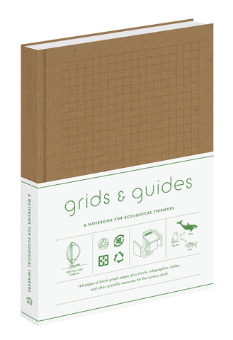 Grids & Guides Eco Notebook