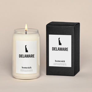 Delaware Candle