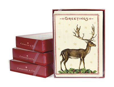 Deer Notecard Set