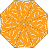 Duck Umbrella: Saffron Brush