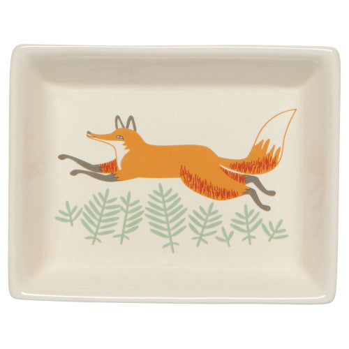 Fox Trinket Tray