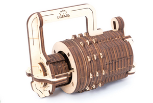 Combination Lock Model Kit