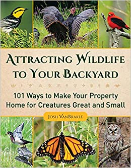 attracting wildlife to your backyard book cover bird and butterfly photographs